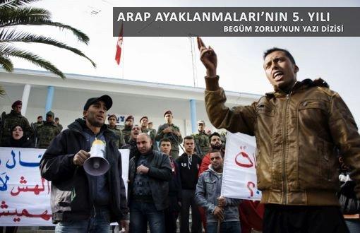 Bianet Yazı Dizisi- Arap Ayaklanmalarının Beşinci Yılı